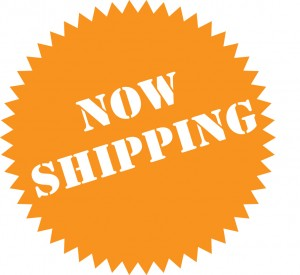 Now shipping starburst